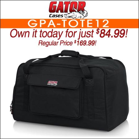 Gator GPA-TOTE12