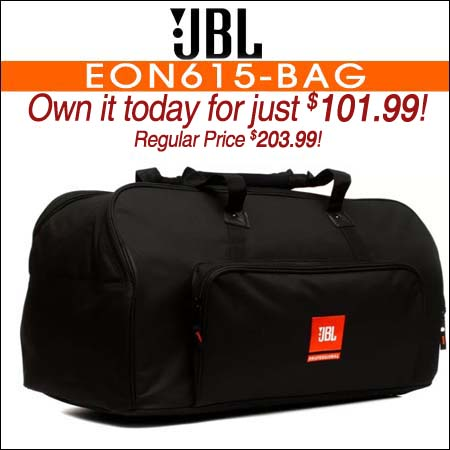 JBL Bags EON615-BAG Carry Bag for EON615
