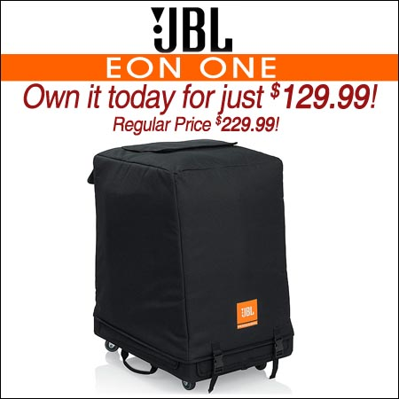 JBL EON ONE Cover