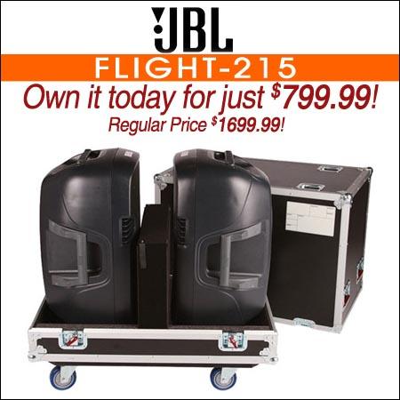 JBL FLIGHT-215