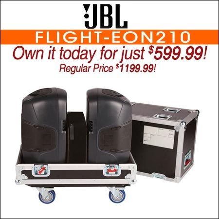 JBL FLIGHT-EON210