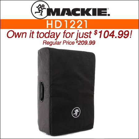 Mackie HD1221 Speaker Cover