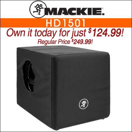 Mackie HD1501 Speaker Cover
