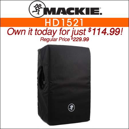 Mackie HD1521 Speaker Cover
