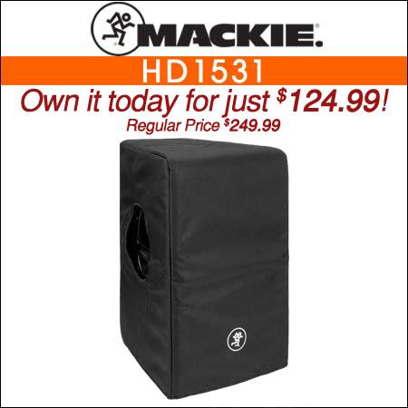 Mackie HD1531 Speaker Cover