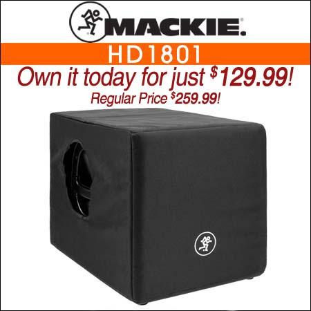 Mackie HD1801 Speaker Cover