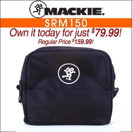 Mackie SRM150 Speaker Bag