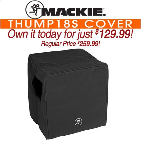 Mackie Speaker Cover for Thump18s Subwoofer