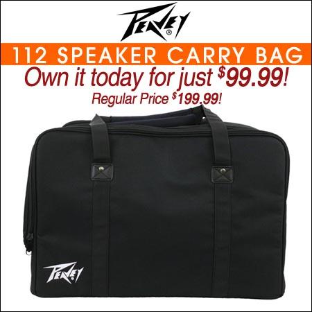 Peavey Speaker 12 Carrying Bag