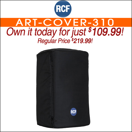 RCF Protective Cover for ART 310-A or ART 310 Speakers