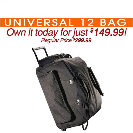 Universal 12 Bag