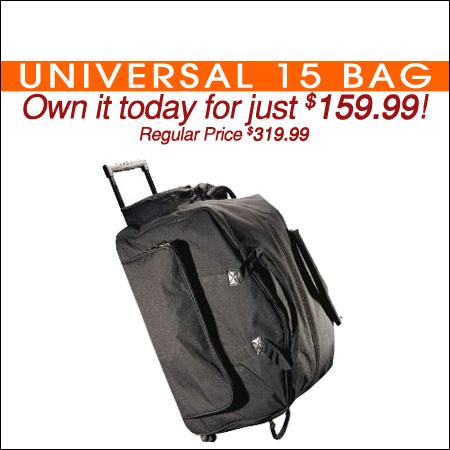 Universal 15 Bag
