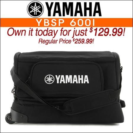 Yamaha YBSP 600i