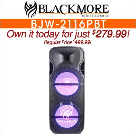 Blackmore BJW-2116PBT