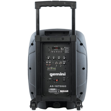 Gemini AS-10TOGO