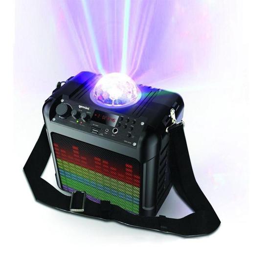 Gemini MPA-K650 Karaoke Party Speaker