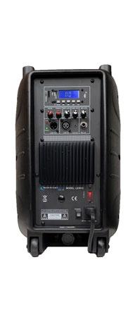 """Gemini CDM-4000BT & Technical Pro Lion 15"""" Pack"""