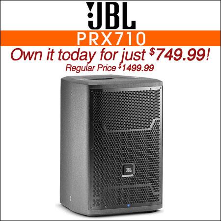 JBL DJ Speakers | DJ Subwoofers | Speaker Components