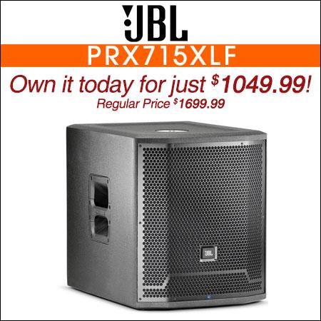 JBL DJ Speakers   DJ Subwoofers   Speaker Components