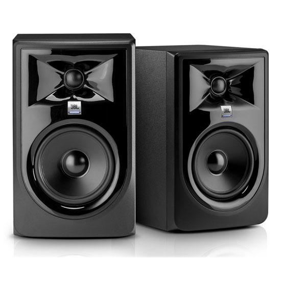 JBL 305P MkII 5-inch Powered Studio Monitor Pair