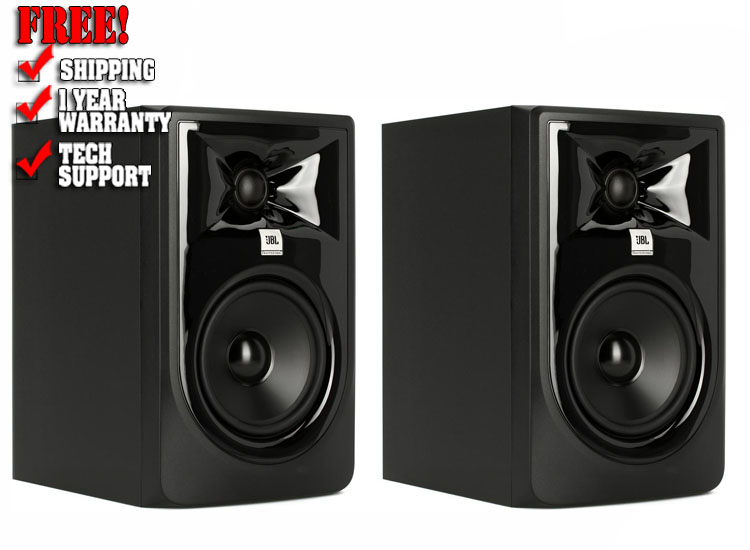 305P MkII 5inch Powered Studio Monitor