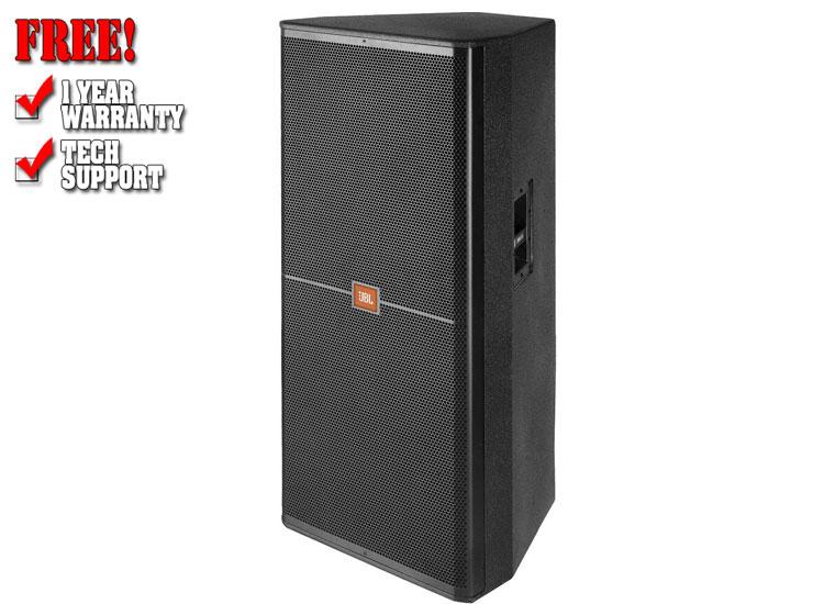 """JBL SRX725 Dual 15"""" 4800W 2-Way Loudspeaker"""