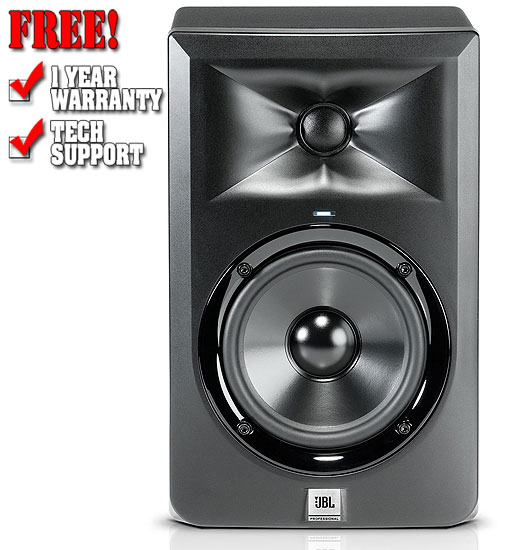 "LSR308 8"" Powered Studio Monitor"