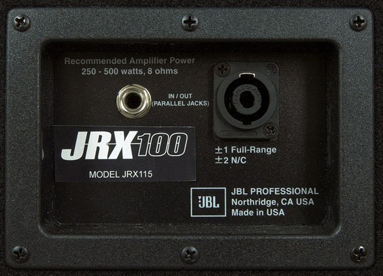 JBL JRX115
