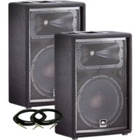 JBL JRX212 Value Pack