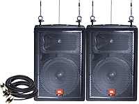 JBL JRX112MI VALUE PACK