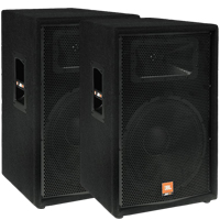 JBL JRX115 VALUE PACK
