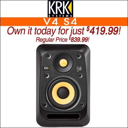 KRK V4 S4