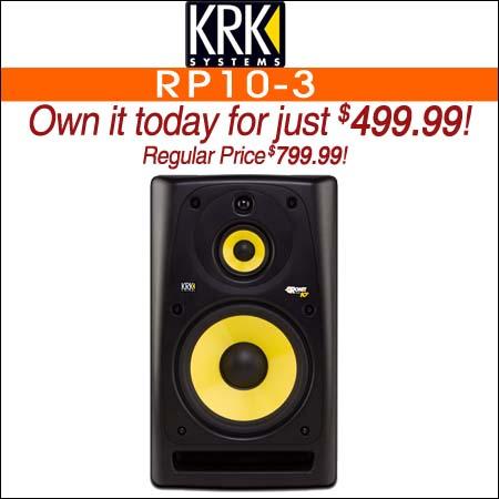 KRK RP10-3