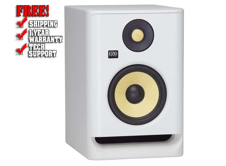 KRK ROKIT 5 G4 White Noise 5-inch Powered Studio Monitor