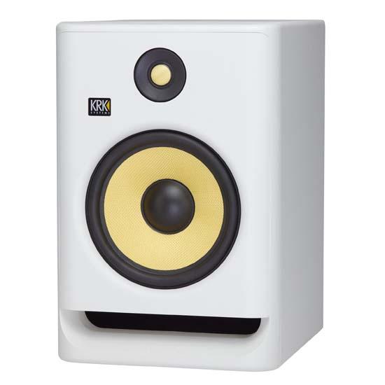 """KRK ROKIT 8 G4 White Noise 8"""" Powered Studio Monitor"""