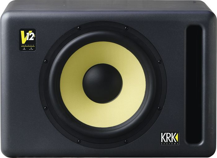 KRK V12SII V Series 2 Powered Subwoofer