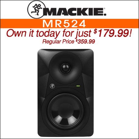 Mackie CR4BT Studio Monitors