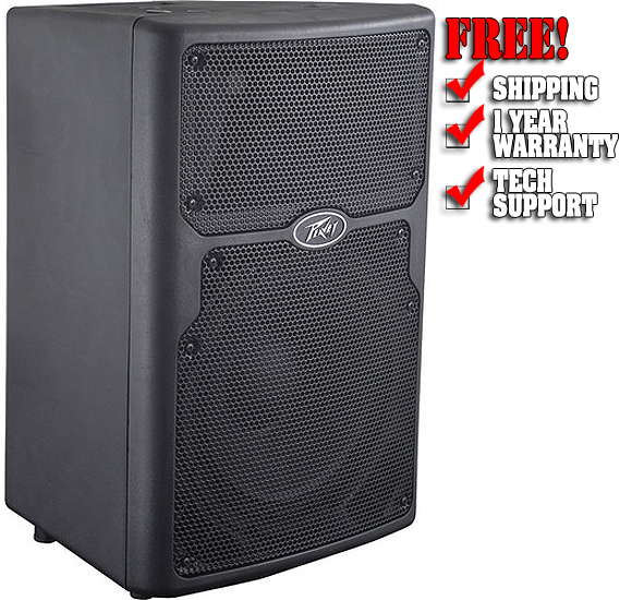 peavey pvxp 10 dj speakers dj audio chicago dj. Black Bedroom Furniture Sets. Home Design Ideas