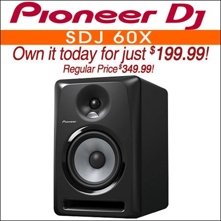 Pioneer SDJ 60X