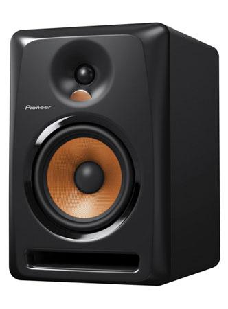 Pioneer BULIT6 6-Inch Powered Studio Monitor