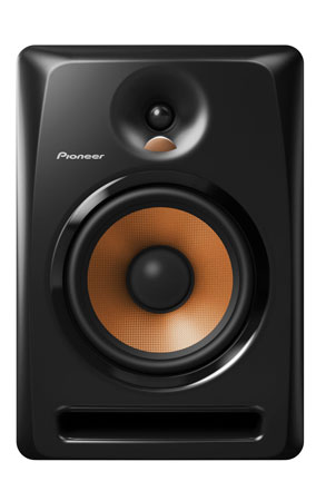 Pioneer BULIT8 8-Inch Powered Studio Monitor