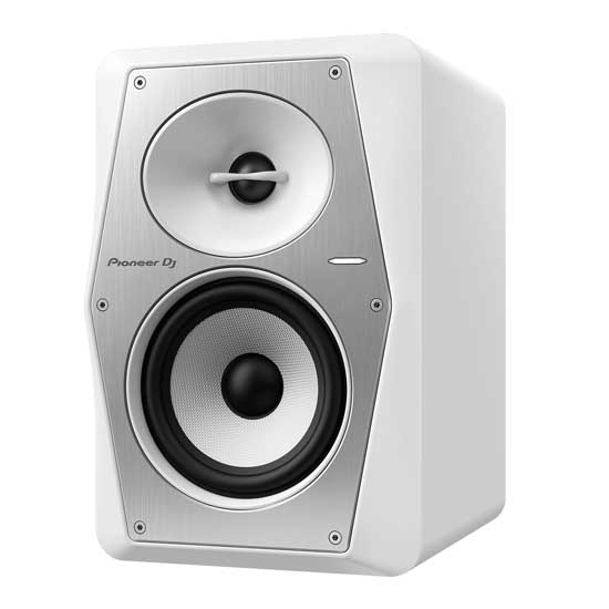 "Pioneer DJ VM-50-W 5"" Active Studio Monitor White"