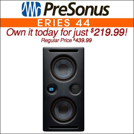 PreSonus Eris E44 Studio Monitor