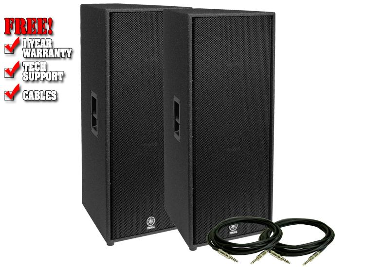 Yamaha c215v for Yamaha dj speaker