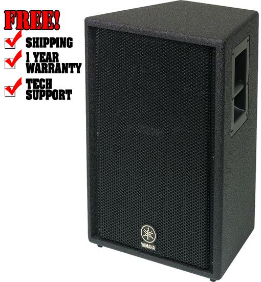 Yamaha c112v dj subwoofer dj audio chicago dj for Yamaha dj speaker