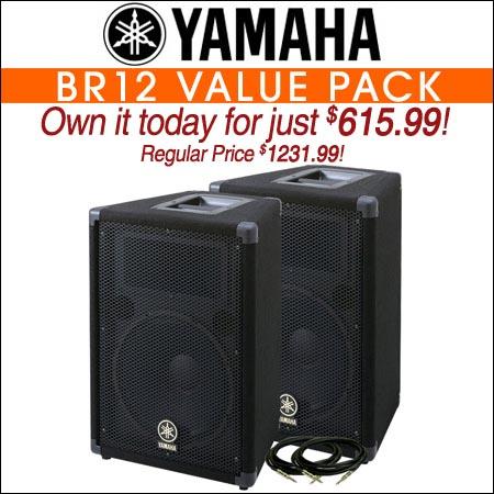 Yamaha DJ Speakers, Subwoofers and Monitors