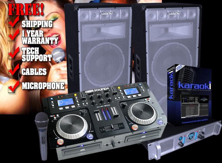 Boom Karaoke Pack