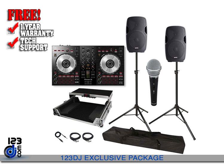 DDJ SB3 PACK 2 | DJ Packages | Chicago DJ Equipment