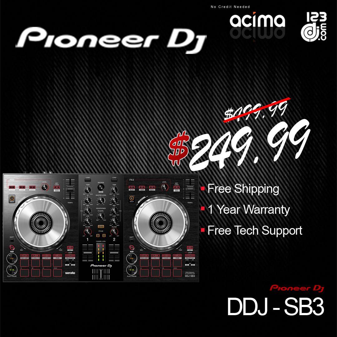 Pioneer DDJ-SB3