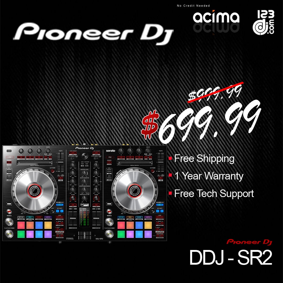 Pioneer DDJ-SR2